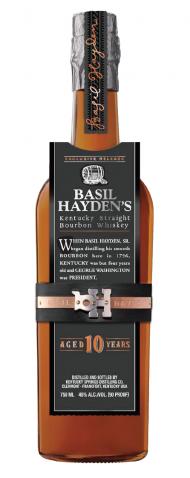 Basil Hayden 10YR
