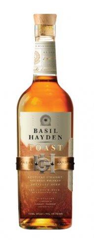Basil Hayden Toast