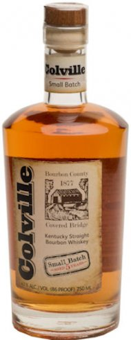 Colville Small Batch 5YR Kentucky Straight Bourbon