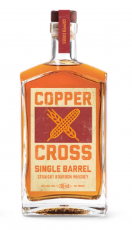 Copper Cross Single Barrel Straight Bourbon