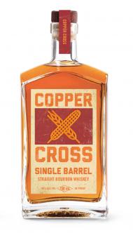 Copper Cross Single Barrel Straight Bourbon