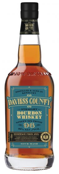 Daviess County Kentucky Straight Bourbon Whiskey