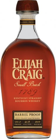 Elijah Craig Barrel Proof Cask
