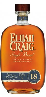 Elijah Craig 18YR