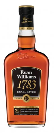 Evan Williams Small Batch 1783