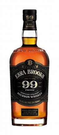 Ezra Brooks 99pr Bourbon