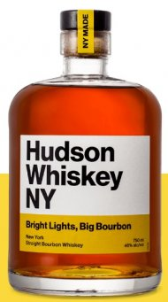 Hudson Bright Light & Big Bourbon