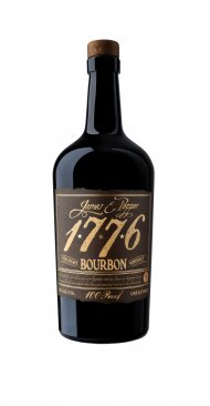 James E. Pepper 1776 Straight Bourbon Whiskey ''100 Proof''