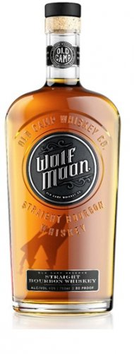Old Camp Wolf Moon Whiskey