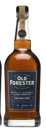 Old Forester Single Barrel Barrel Proof