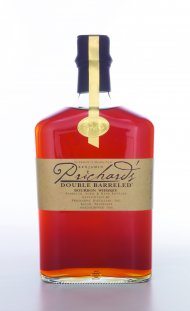 Benjamin Prichards Double Barreled Bourbon