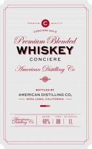 Conciere Blended Whiskey