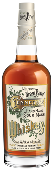 Nelsons Green Brier Tennessee Whiskey