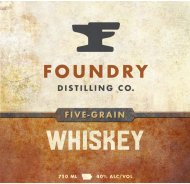 Foundry Five Grain Whiskey