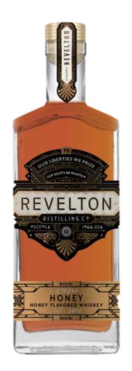 Revelton Honey Whiskey