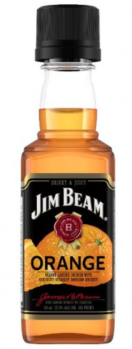 Jim Beam Orange Mini