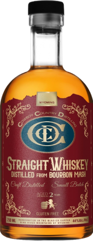 CCD Straight Whiskey