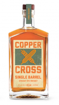 Copper Cross Single Barrel Straight Rye