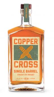 Copper Cross Single Barrel Straight Rye