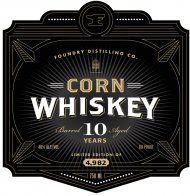 Foundry Corn Whiskey