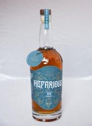 Nefarious Rye Whiskey