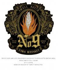 Slipknot Iowa Whiskey No. 9