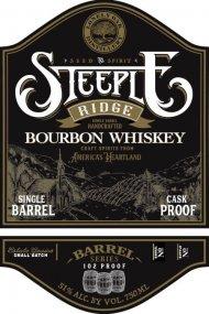Steeple Ridge Bourbon Single Barrel