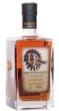 Driftless Glen Rye Whiskey