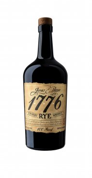 James E. Pepper 1776 Straight Rye Whiskey ''100 Proof''