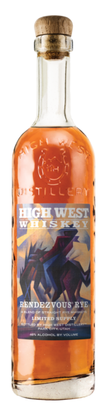 High West Limited Supply Rendezvous Rye