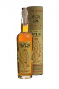 EH Taylor Jr Straight Rye