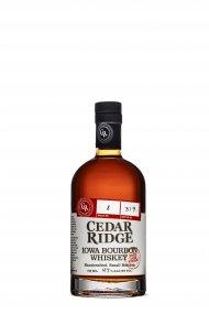 Cedar Ridge Port Cask Finished Bourbon