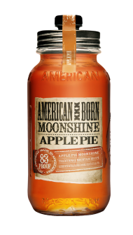 American Born Moonshine Apple Pie