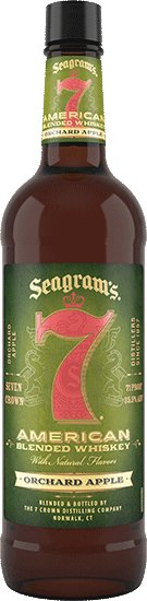 Seagrams 7 Crown Orchard Apple