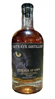 Essence of Iowa Whiskey