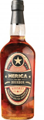 Merica Small Batch Bourbon