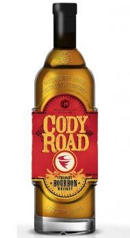 Cody Road Bourbon CF Staff Barrel