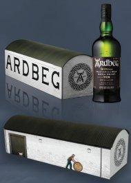 Ardbeg 10YR Warehouse Gift Box
