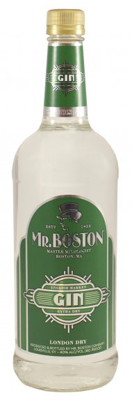 Mr Boston English Market Gin