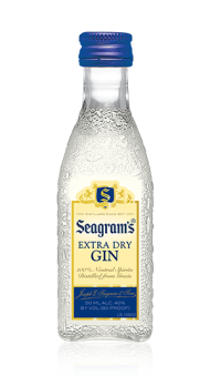 Seagrams Extra Dry Gin Mini