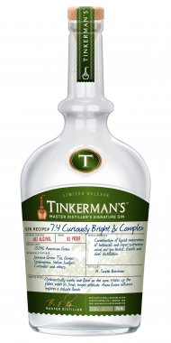 Tinkermans Bright Complex Gin 6-750ML