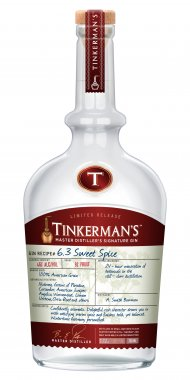 Tinkermans Sweet Spice Gin