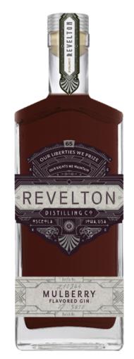 Revelton Mulberry Gin