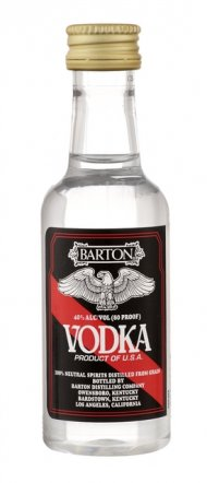 Barton Vodka Mini