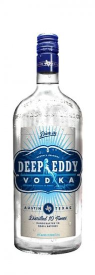Deep Eddy Straight Vodka