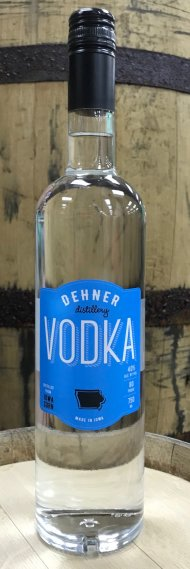 Dehner Distillery Vodka