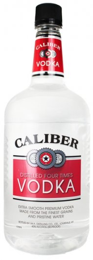 Caliber Vodka