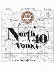 North Forty Vodka