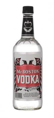 Mr Boston Vodka