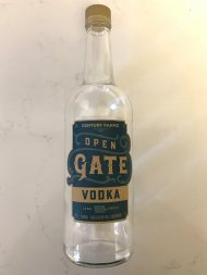 Century Farms Open Gate Vodka